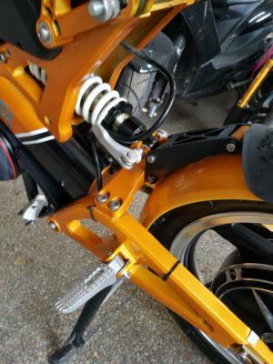 Електромотоцикл ElWinn EBM-126