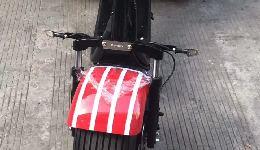 электротрицикл citycoco в Украине