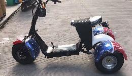 Электротрициклы сити коко купит в Украине