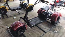Купить Электротрициклы сити коко Elwinn CCS-180 в Украине