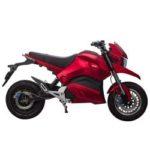 Электро байк купить в Украине ElWinn EM-126 красного цвета