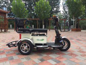 Електромоторолер ElWinn ETB-122