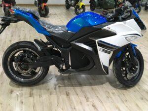 Електромотоцикл ElWinn EM-120