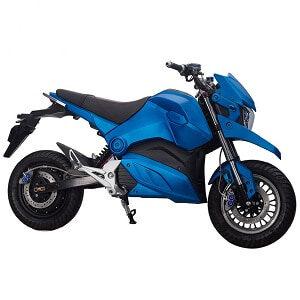 Електромотоцикл ElWinn EM-126