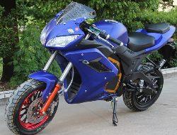 Чи потрібні права на електромотоцикл?