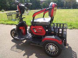 Купить электротрицикл трансформер в Украине Elwinn ETB-122. Трицикл Цена минимальна
