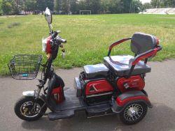 Электротрицикл купить Elwinn ETB-122
