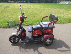 Электротрицикл купить Elwinn ETB-122 с бесплатной доставкой.