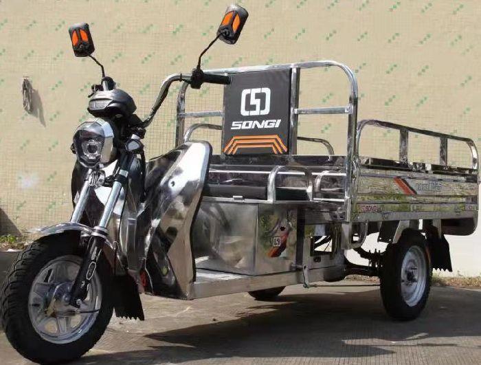 Купити вантажний електротрицикл самоскид Elwinn ETC4