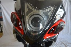 Купить мотоцикл электро со съемной батареей Elwinn EM-140, Електро мотоцикли в Україні