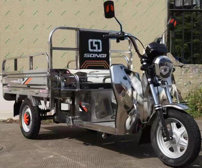 Купить электро грузовые трициклы 600-1500Вт