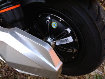 инструкция по эксплуатации электроскутера и идентификационный номер двигателя