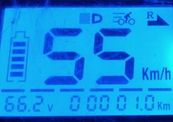 панель приборов электроскутера Elwinn EM-2160