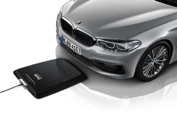 Read more about the article Нова технологія заряджання акумулятора від BMW.