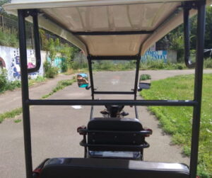 Електро трицикл Elwinn ES-121