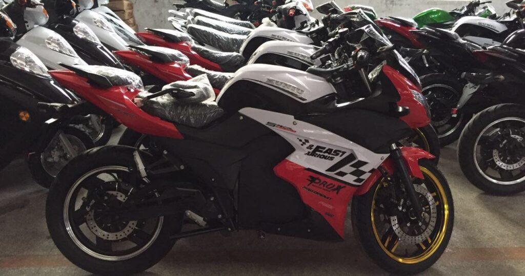 електромотоцикл купити в Україні, електромотоцикл ціна від 1500$