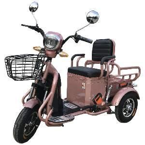 Триколісний скутер Elwinn ETB-126