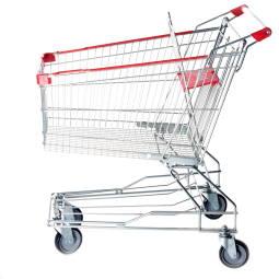 колесо для Тележка покупательская розница