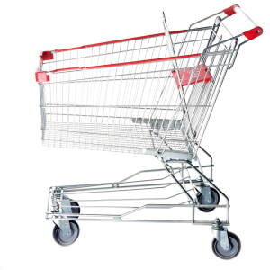 Візок для супермаркету AS-60