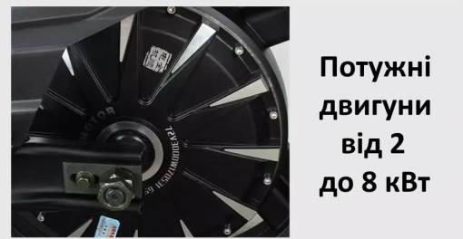 Мотор колесо электромотоцикла Elwinn R3 и мотоцикл Yamaha R3