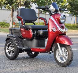 Купити Електричний триколісний скутер в Україні