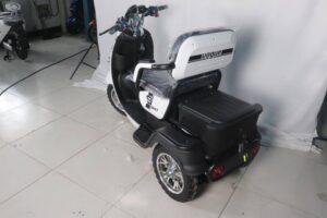 Триколісний скутер Elwinn Retro T
