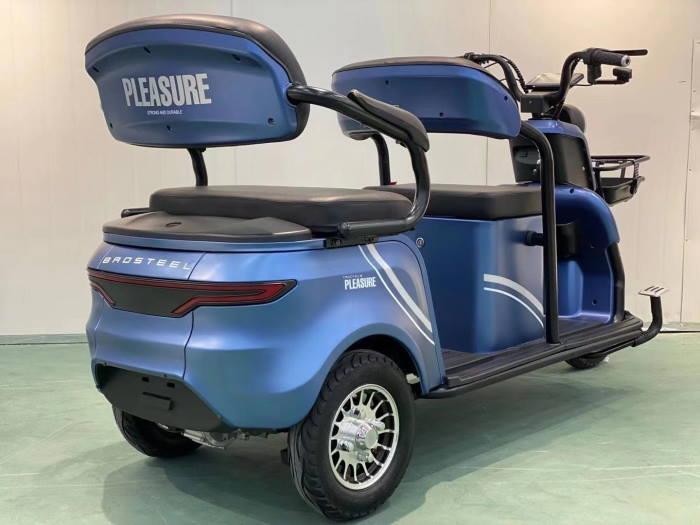 Купить Электро рикша 1200W