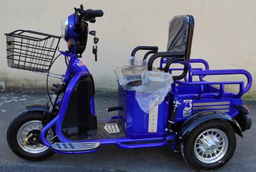 трехколесный скутер купить в Украине
