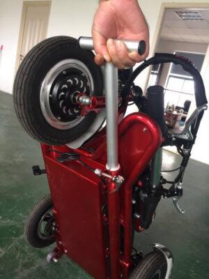 Складний трицикл Elwinn Fold-21