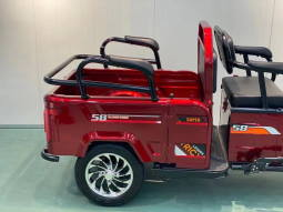 Мотороллер грузовой Муравей-трансформер купить в Украине