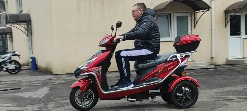 Обкатка мотоцикла на электротяге или обкатка электроскутера